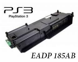 Fonte de alimentação PS3 Slim Eadp-185AB