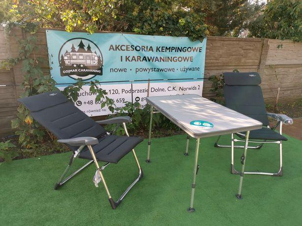 Krzesło turystyczno-kempingowe Crespo Compact ll
