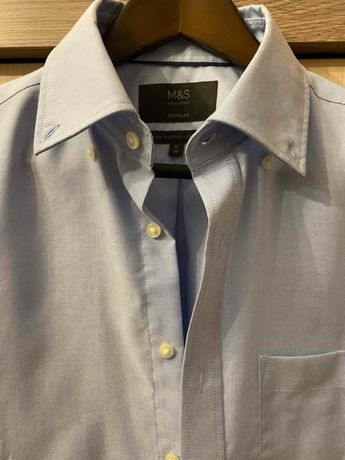 Мужская рубашка M&S 38