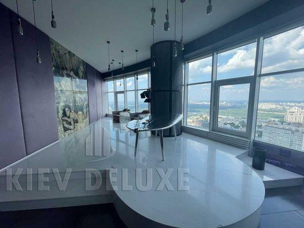Уникальный тематический пентхаус - 200 м2 - 45 этаж Карнеги Тауэр