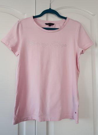 Oryginalna Bluzeczka koszulka t-shirt Tommy Hilfiger r.M