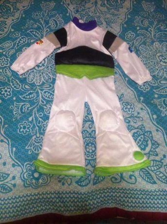 Карнавальный костюм Базз Лайтер из Истории игрушек на 3 года