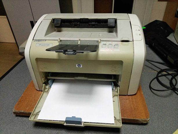 Лазерный принтер HP 1020/1022 (есть несколько штук)