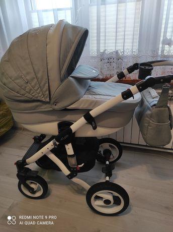 wózek dziecięcy głęboko-spacerowy Barletta Adamex