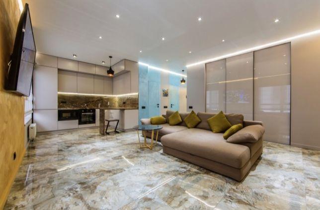 БЕЗ КОМИССИИ!!!Аренда 3-х комнатной квартиры в ЖК Метрополия