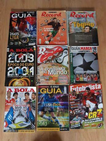 Revistas Futebol Antigas - Para Colecionistas