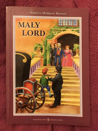 Mały lord - książka dla dzieci i młodzieży burnett
