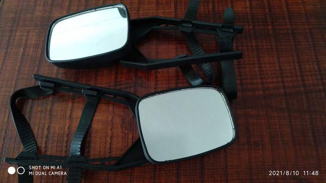 Espelhos retrovisores (caravana)
