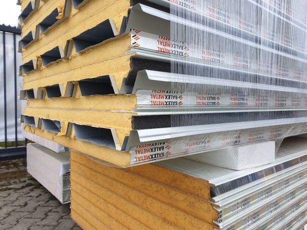 Płyta Warstwowa - OBORNICKA - szybkie terminy dostaw - PIR dach ściana