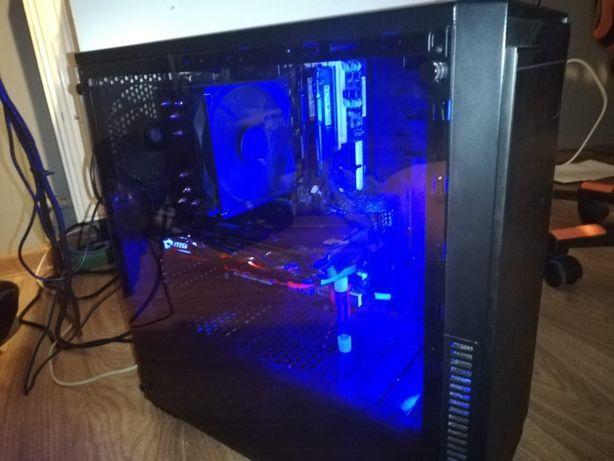Komputer części rx480 i5
