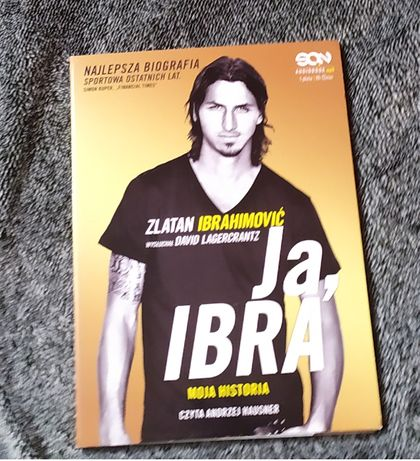 Ja Ibra - Audiobook