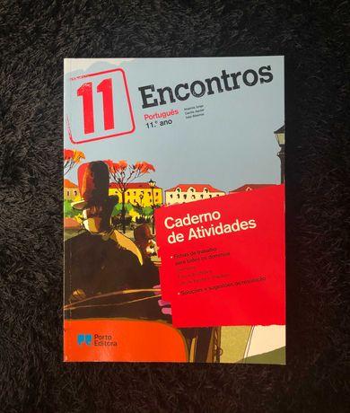 Caderno de Atividades Portugues11º ano