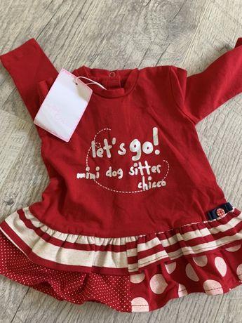 Продам платье Chicco