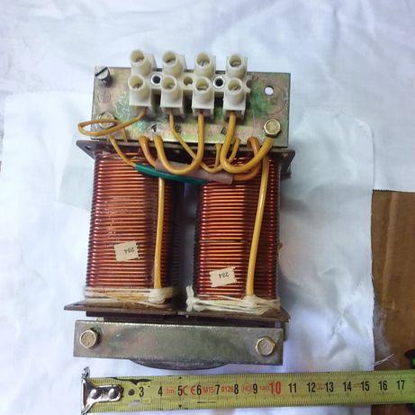 Трансформатор мощный понижающий с 220вольт на 27вольт смс 380635838920
