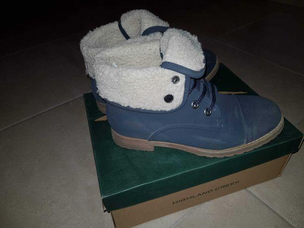 Sprzedam buty na zimę