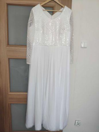 Suknia ślubna 4XL