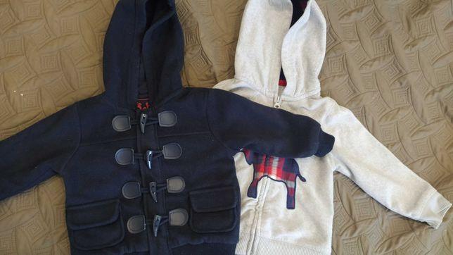 Одежда для мальчика Кофта для 1-1,5 года одежда для маленьких детей