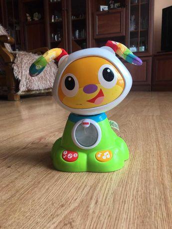 Piesek bebo robot Fischer Price