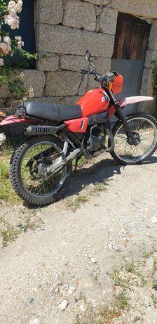 Mota Rara, Yamaha MX 50