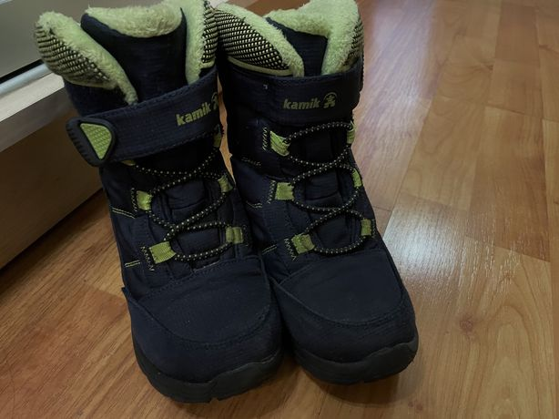 Ботинки мальчику Kamik