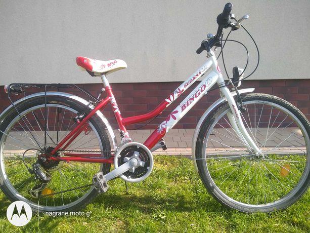 Rower damski (dziecięcy )