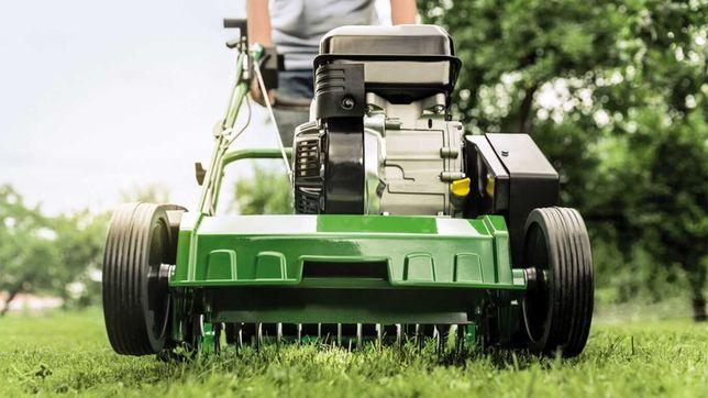 Eacarificasor de jardim a gasolina motor potente