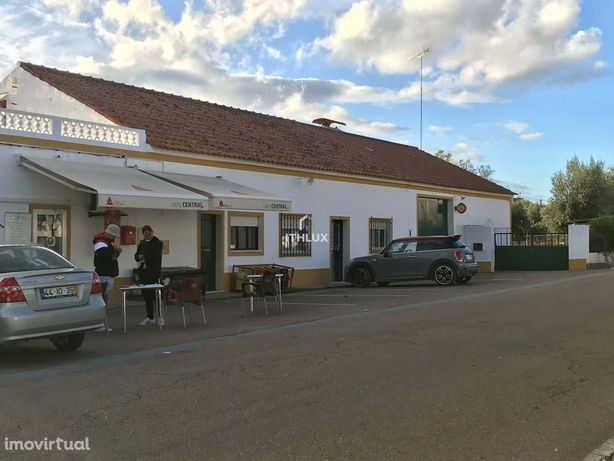 Casa de Aldeia no Alentejo - Ferreira de Capelins - Alandroal -Alentej