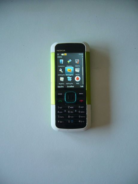 Telemóvel Nokia 5000 d