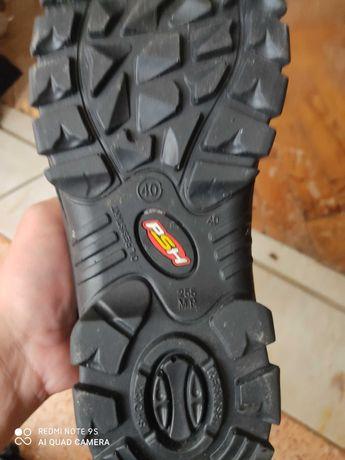 Sapatos biqueira de aço n40