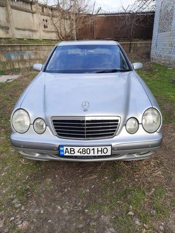 Мерседес E 220 Кузов 210