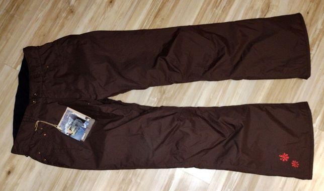 Spodnie Narciarskie BRUNOTTI nowe roz XL polecam