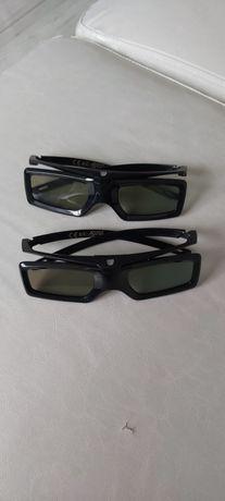 Sony okulary 3D TGD-400A aktywne