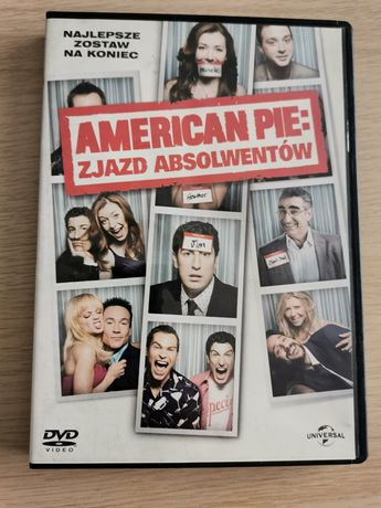 American Pie - Zjazd absolwentów DVD