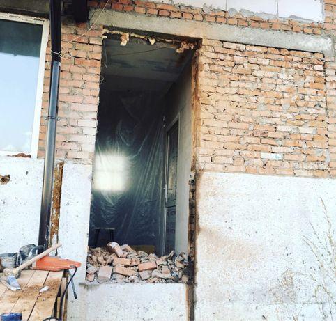ріжемо бетон різка бетону сверління отворів