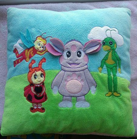 Подушка Лунтик и его друзья