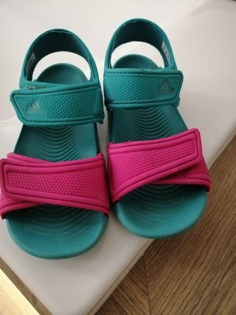 Sandałki adidas rozm. 27