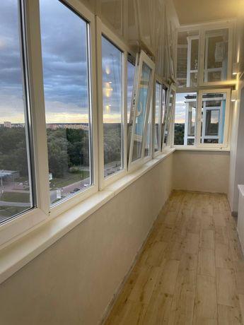 Металлопластиковые окна, балконы, двери в Сумах и Сумской области