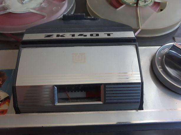 Magnetofon szpulowy Unitra ZK140 T