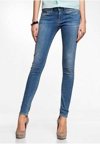 Calças SKINNY Pepe Jeans novas (com as etiquetas)