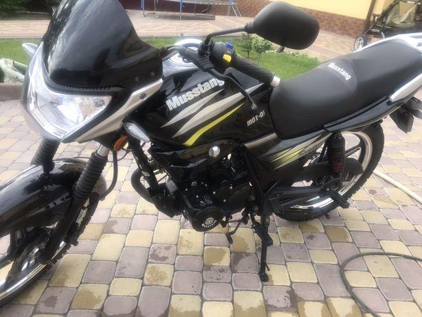 Мотоцикл)Musstang Region 150.Новий 335 км