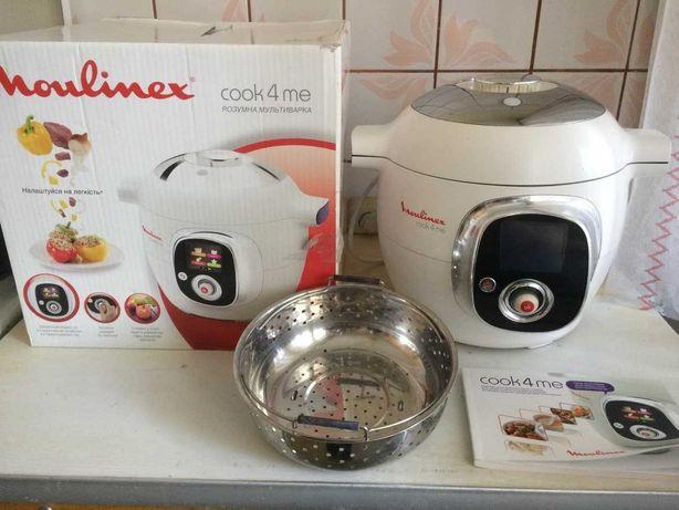 Мультиварка Moulinex Cook4Me