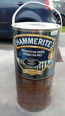 Farba Hammerite czarna 2.5L