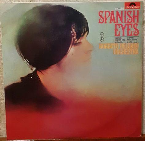 Пластинка Roberto Delgado Orchestra – Spanish Eyes.