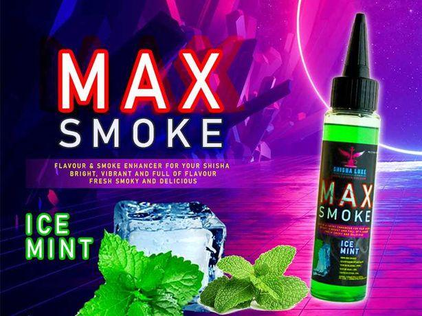 Shisha GEL sabores MAX SMOKE sem nicotina/tabaco