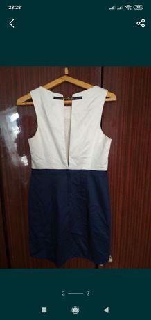 Сукня з відкритою спинкой