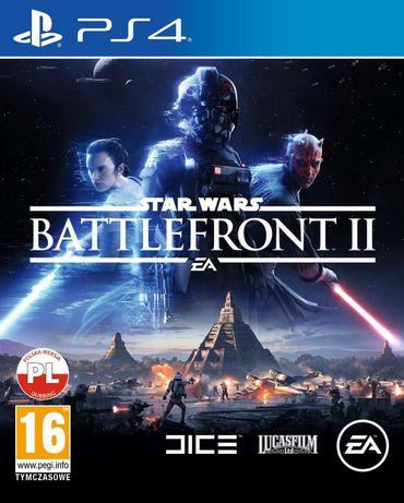 Gra Star Wars Battlefront 2 PS4 - używana