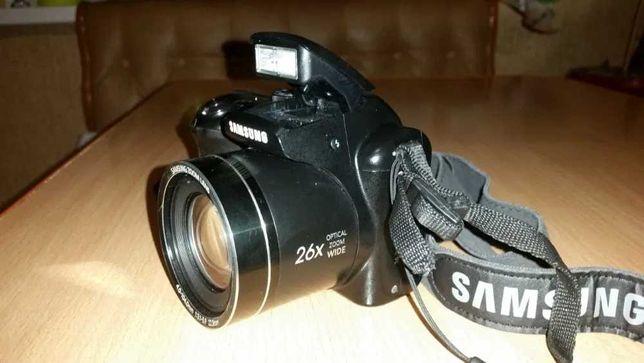 Фотоапарат Samsung wb 100
