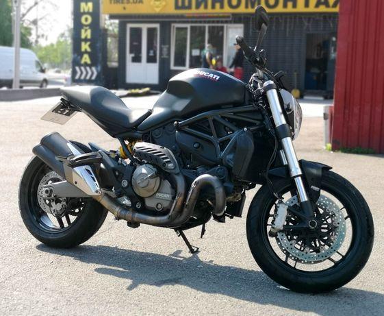 Продам мотоцикл Ducati Monster 821 2016