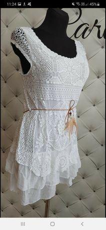 Sukienka s/m/małe l