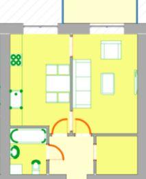 1 кім квартира по вул. Вовчинецька, 5-ий поверх